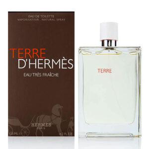 HERMES TERRE D'HERMES EAU TRES FRAICHE EDT FOR MEN