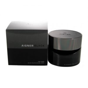 AIGNER BLACK EDT FOR MEN