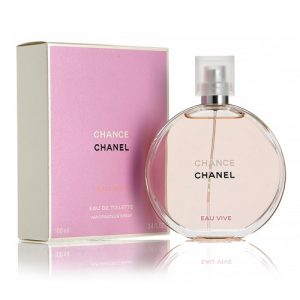 CHANEL CHANCE EAU VIVE EDT FOR WOMEN