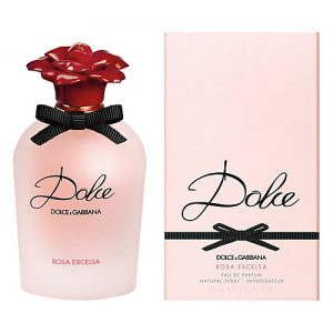 D&G DOLCE ROSA EXCELSA EDP FOR WOMEN