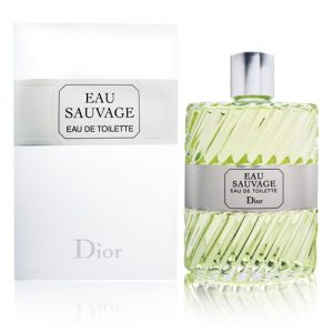 CHRISTIAN DIOR EAU SAUVAGE EDT FOR MEN