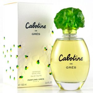GRES CABOTINE EDT FOR WOMEN