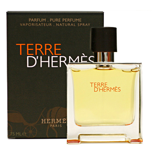Hermes Terre Dhermes Parfum For Men Fragrancecartcom