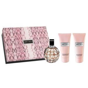 JIMMY CHOO EDP 3 PCS GIFT SET FOR WOMEN