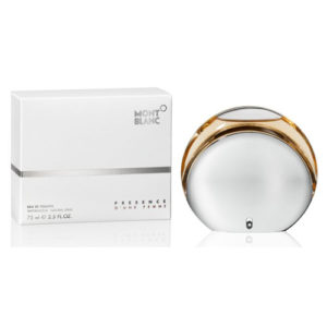 MONT BLANC PRESENCE D'UNE FEMME EDT FOR WOMEN
