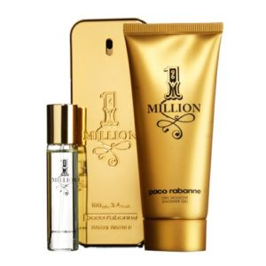 PACO RABANNE 1 MILLION SPECIAL TRAVEL EDITION FOR MEN