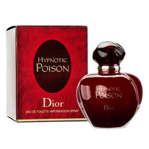 CHRISTIAN DIOR HYPNOTIC POISON EDT FOR WOMEN