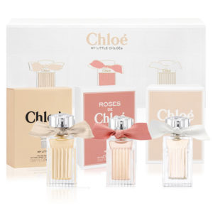 CHLOE MY LITTLE CHLOES TRIO MINIATURE GIFT SET