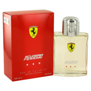 FERRARI SCUDERIA RED EDT FOR MEN