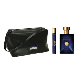 VERSACE POUR HOMME DYLAN BLUE 3 PCS GIFT SET FOR MEN 1