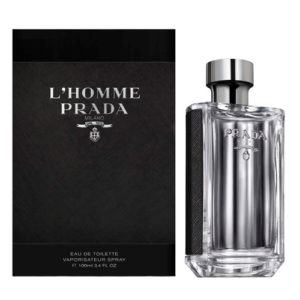 PRADA L'HOMME PRADA EDT FOR MEN