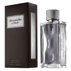 ABERCROMBIE & FITCH FIRST INSTINCT EDT FOR MEN
