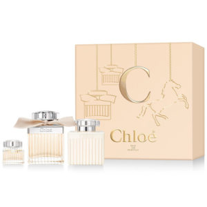 CHLOE 3 PCS CHRISTMAS GIFT SET FOR WOMEN 2019