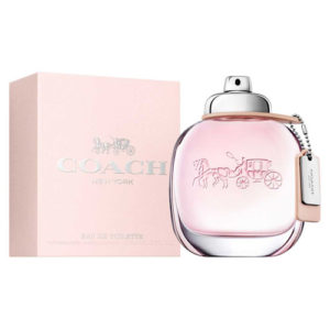 COACH NEW YORK EDT FOR WOMEN
