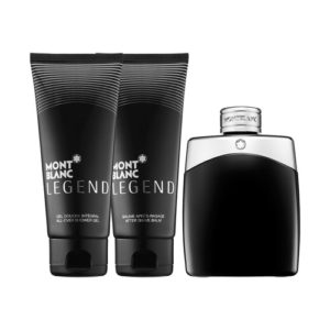 MONT BLANC LEGEND 3 PCS GIFT SET FOR MEN
