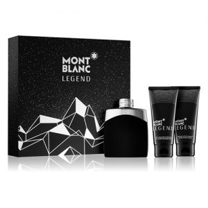 MONT BLANC LEGEND 3 PCS GIFT SET FOR MEN 2018
