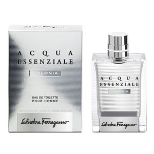 SALVATORE FERRAGAMO ACQUA ESSENZIALE COLONIA EDT FOR MEN