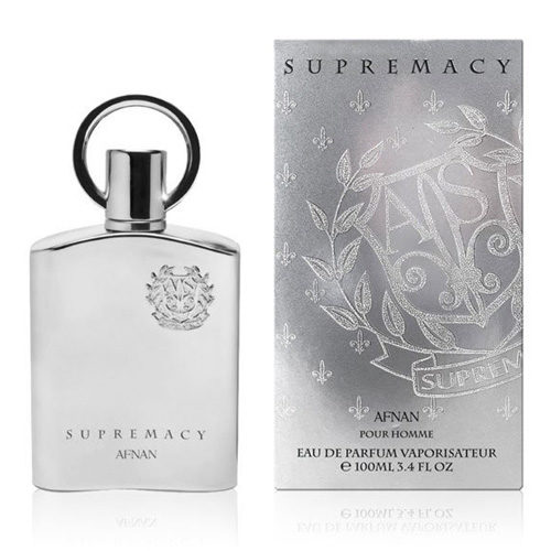 AFNAN SUPREMACY SILVER EDP FOR MEN