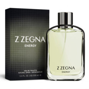 ERMENEGILDO ZEGNA Z ZEGNA ENERGY EDT FOR MEN