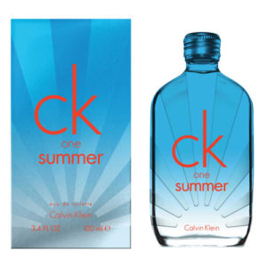 CALVIN KLEIN CK ONE SUMMER 2017 EDT FOR UNISEX