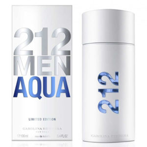 CAROLINA HERRERA 212 MEN AQUA EDT FOR MEN