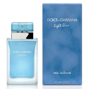 D&G LIGHT BLUE EAU INTENSE EDP FOR WOMEN