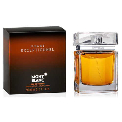 MONT BLANC HOMME EXCEPTIONNEL EDT FOR MEN
