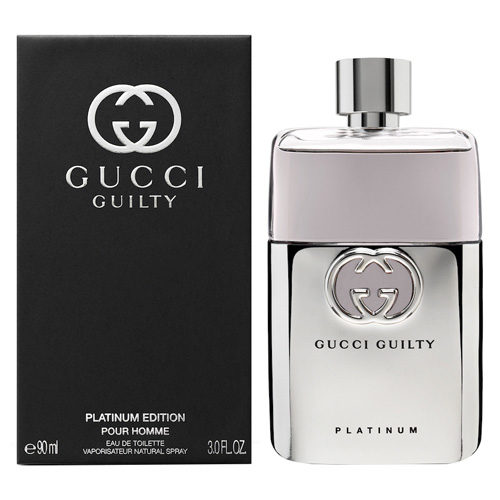GUCCI GUILTY PLATINUM EDITION EDT FOR MEN