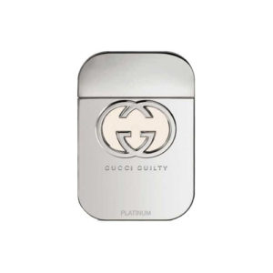 GUCCI GUILTY PLATINUM EDITION EDT FOR WOMEN 1