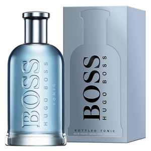 HUGO BOSS BOTTLED TONIC EDT FOR MEN