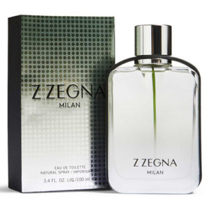 ERMENEGILDO ZEGNA Z ZEGNA MILAN EDT FOR MEN
