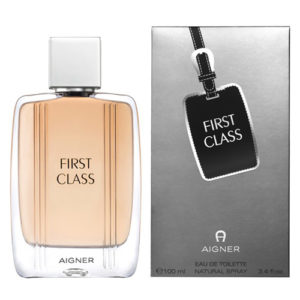 AIGNER FIRST CLASS EDT FOR MEN