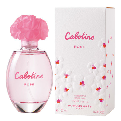 GRES CABOTINE ROSE EDT FOR WOMEN