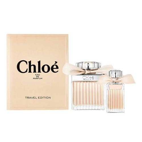 CHLOE 2 PCS TRAVEL EDITION SET FOR WOMEN