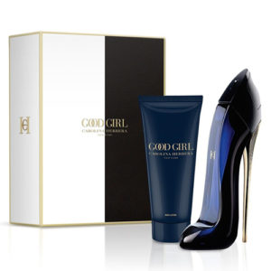 CAROLINA HERRERA GOOD GIRL 2 PCS TRAVEL EXCLUSIVE SET FOR WOMEN