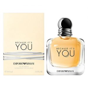 EMPORIO ARMANI BECAUSE IT'S YOU EDP FOR WOMEN