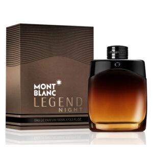 MONT BLANC LEGEND NIGHT EDP FOR MEN
