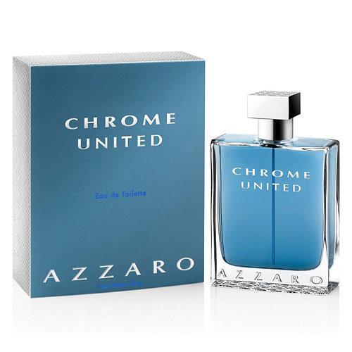 AZZARO CHROME UNITED EDT FOR MEN