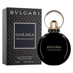 BVLGARI GOLDEA THE ROMAN NIGHT EDP FOR WOMEN