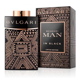 BVLGARI MAN IN BLACK ESSENCE EDP FOR MEN