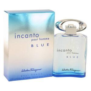 SALVATORE FERRAGAMO INCANTO BLUE EDT FOR MEN