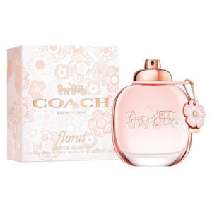 COACH NEW YORK FLORAL EDP FOR WOMEN