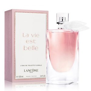 LANCOME LA VIE EST BELLE FLORALE EDT FOR WOMEN