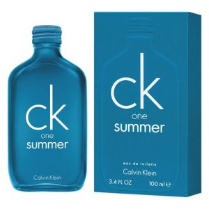 CALVIN KLEIN CK ONE SUMMER 2018 EDT FOR UNISEX