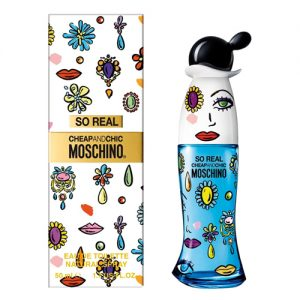 MOSCHINO CHEAP AND CHIC SO REAL EDT FOR WOMEN