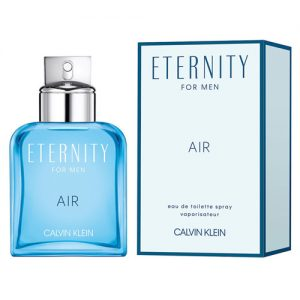 CALVIN KLEIN ETERNITY AIR EDT FOR MEN