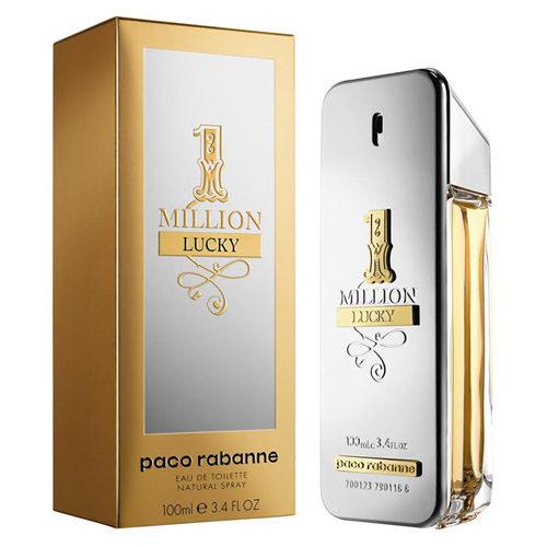 PACO RABANNE 1 MILLION LUCKY EDT FOR MEN