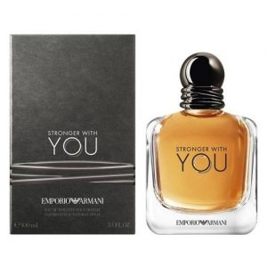 EMPORIO ARMANI STRONGER WITH YOU EDT FOR MEN