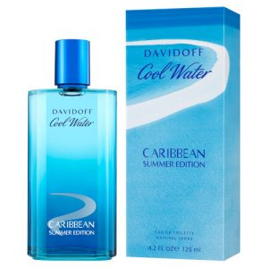 DAVIDOFF COOL WATER CARIBBEAN SUMMER EDT FOR MEN