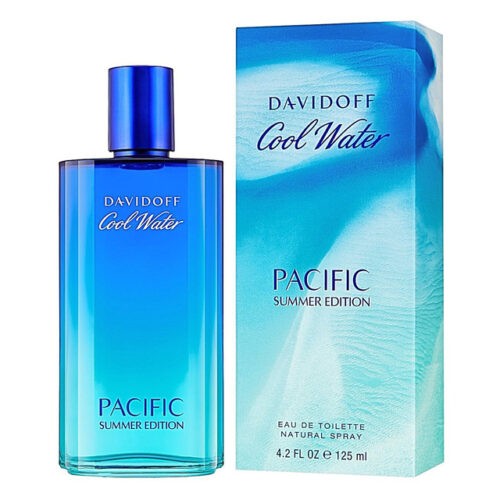 DAVIDOFF COOL WATER PACIFIC SUMMER EDT FOR MEN